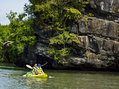 Enjoy The Kayak Adventure